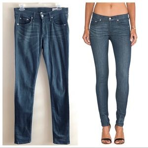 Rag & Bone The Skinny Pinner Jeans